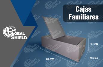 Caja de seguridad familiar Globalshield