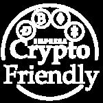 Logo cripto friendly